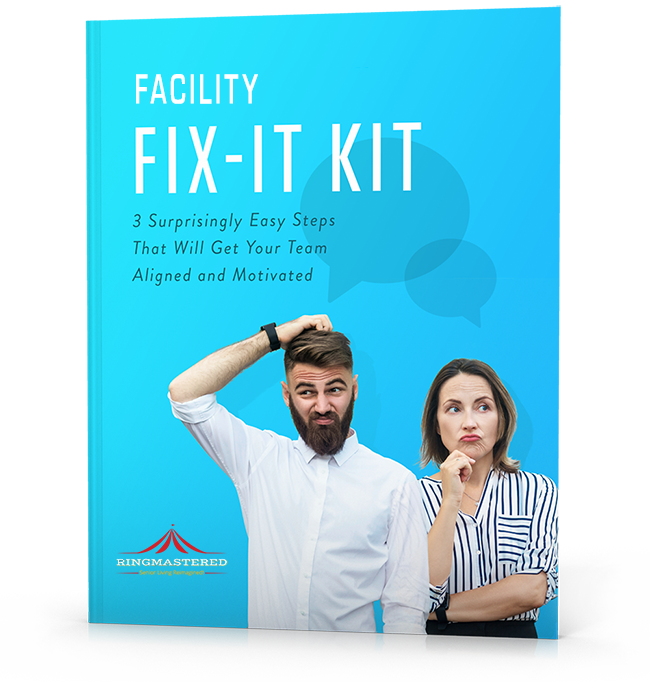 Facility Fix-It Cover
